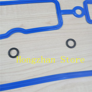 Image 2 - Aluminum cover Valve Cover Gasket for Daewoo Buick Excelle 1.8 Regal Chevrolet Captiva Opel Antara 2.4L Epica OPEL Vectra Astra