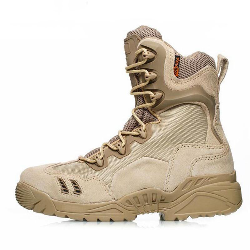 waterproof Hiking Shoes woodland Mens