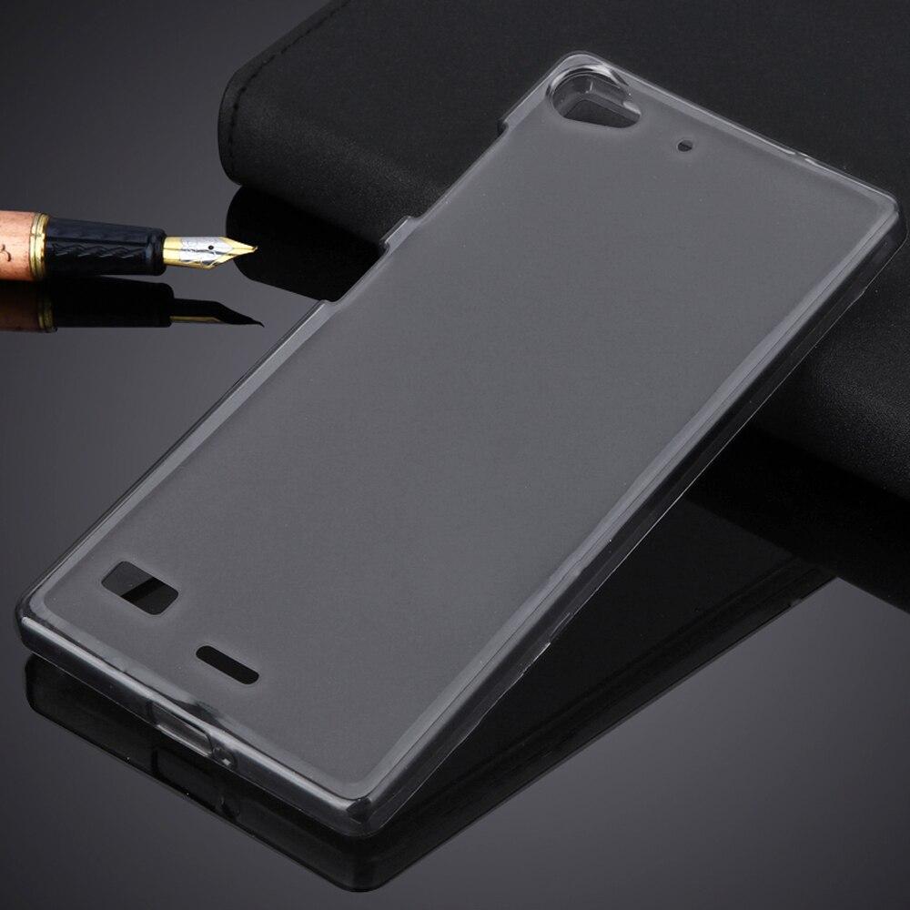 For Lenovo Vibe P2/S90/vibe s1/Vibe X2 TPU Back Case Anti skid Rubber Soft Matte Cover For Lenovo zuk z1/zuk z2/Lemon 3/vibe X3
