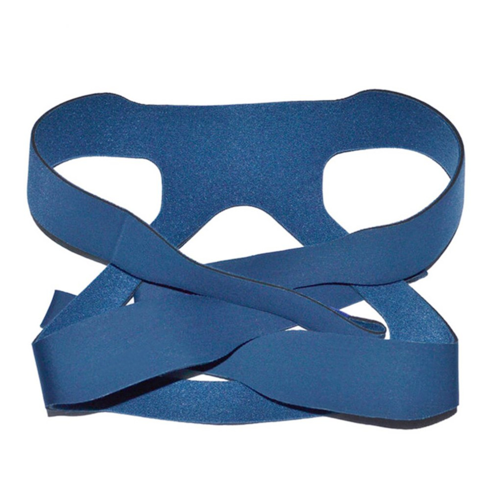 Professional Universal Comfort Ventilator Replacement Head Band Suitable For PHILPS Respironics Ventilator Mask Blue