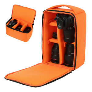 Image 4 - 耐衝撃パッド入り保護写真撮影カメラライナーバッグ挿入パーティションカメラハンドバッグポーチホルダーキヤノンニコン、ソニー、富士