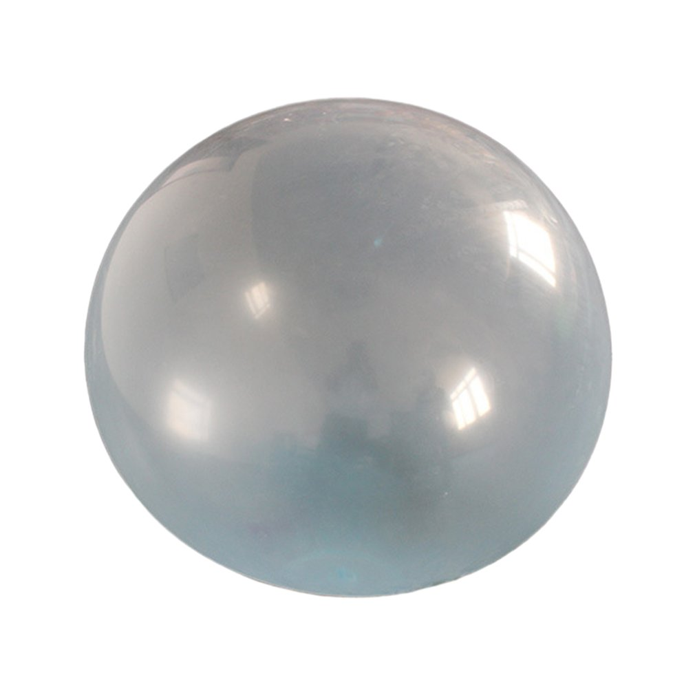 New TPR Soft Rubber Ball Vent Ball Round Exercise Water Ball Soft Plastic Bubble Ball Children Birthday Christmas Gift