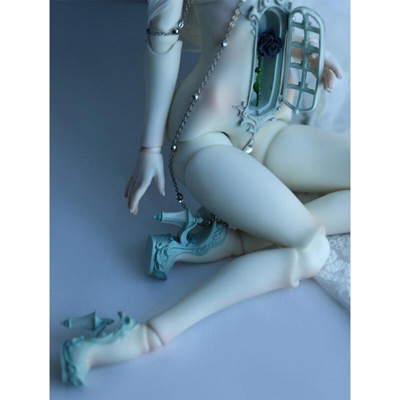 ShugoFairy Brittany BJD Dolls Dc 1/4 Hathaway Resin Model Fashion Figure Toys For Girls Blyth Bjd Dolls