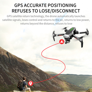 Image 5 - L109 Pro GPS Profissional Drone with HD 4K Gimbal Camera 5G WiFi FPV 1.2km control Brushless Motor RC Quadcopter Helicopter Toy