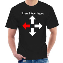Three Days Grace Outsider Album Logo Roband męska koszulka rozmiar S do 3Xl @ 047047