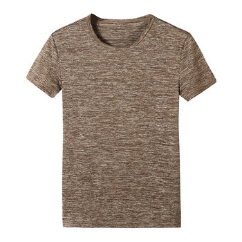 ZNG 2020 Summer Mens T Shirt  New Fashion  T Shirt Mens Clothing Trend Slim Fit Short Sleeve Casual Mens Top Tee Shirt