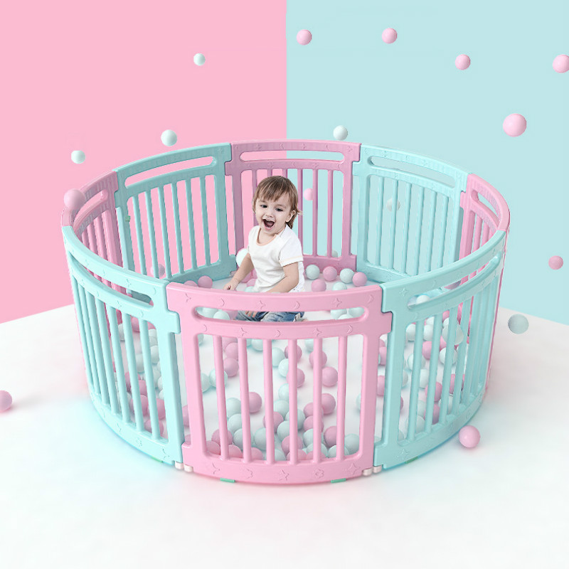 Baby Safety Fence Educational Playpens Fencing For Children Environmental Protection Barrier Game Play Yard Kids Activity Gear