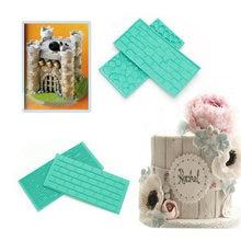 Impression mat кирпич/цветок/булыжник/каменная стена/дерево