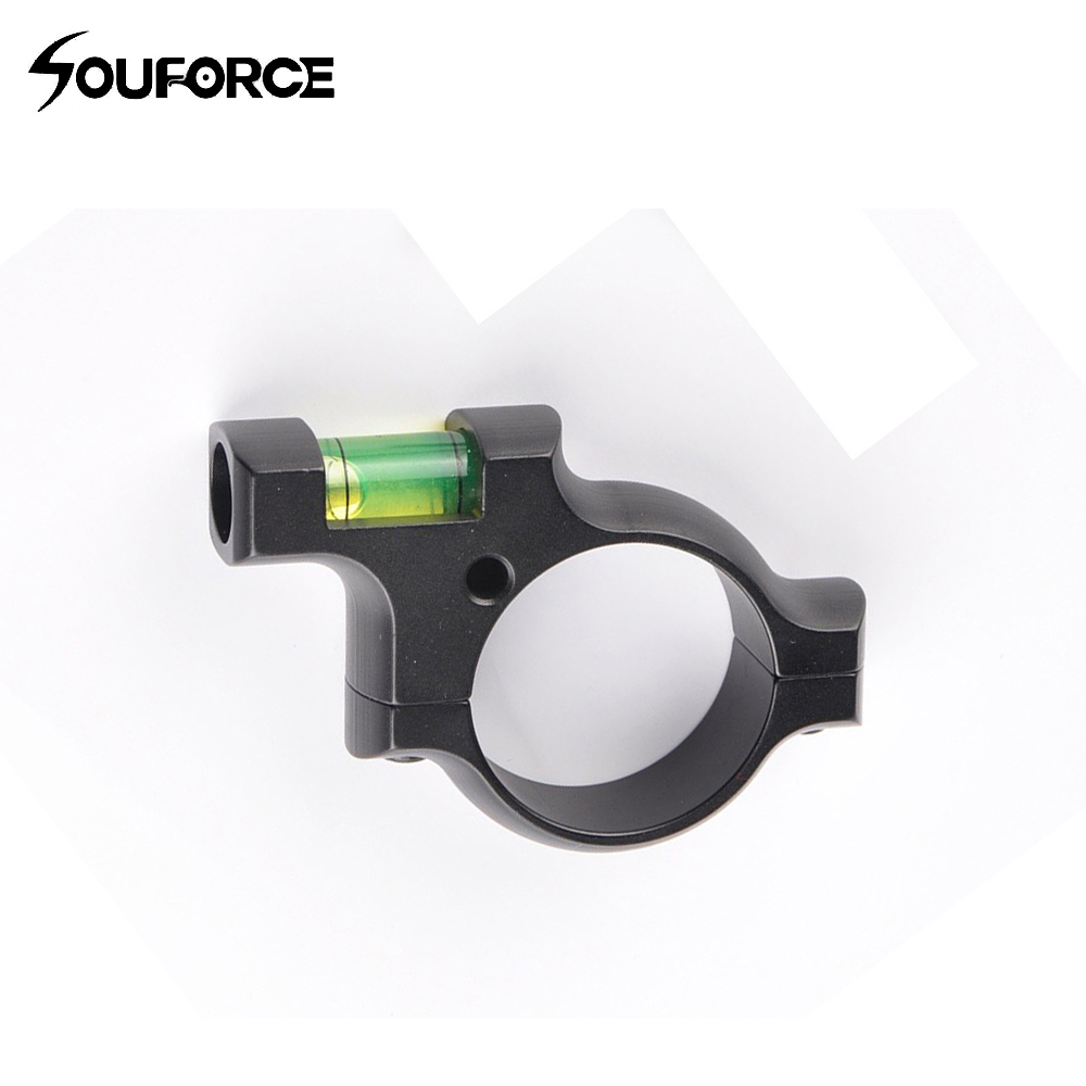 USA Drop Shipping Optics Rifle Scope Bubble Level Suit 30mm Riflescope Tubes Gun Accessories Hunting