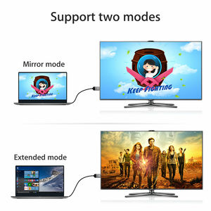 Image 5 - USB C na HDMI HDTV 4K 60HZ Adapter kablowy z zasilaniem USB do Samsung Galaxy S10 S9 uwaga 9