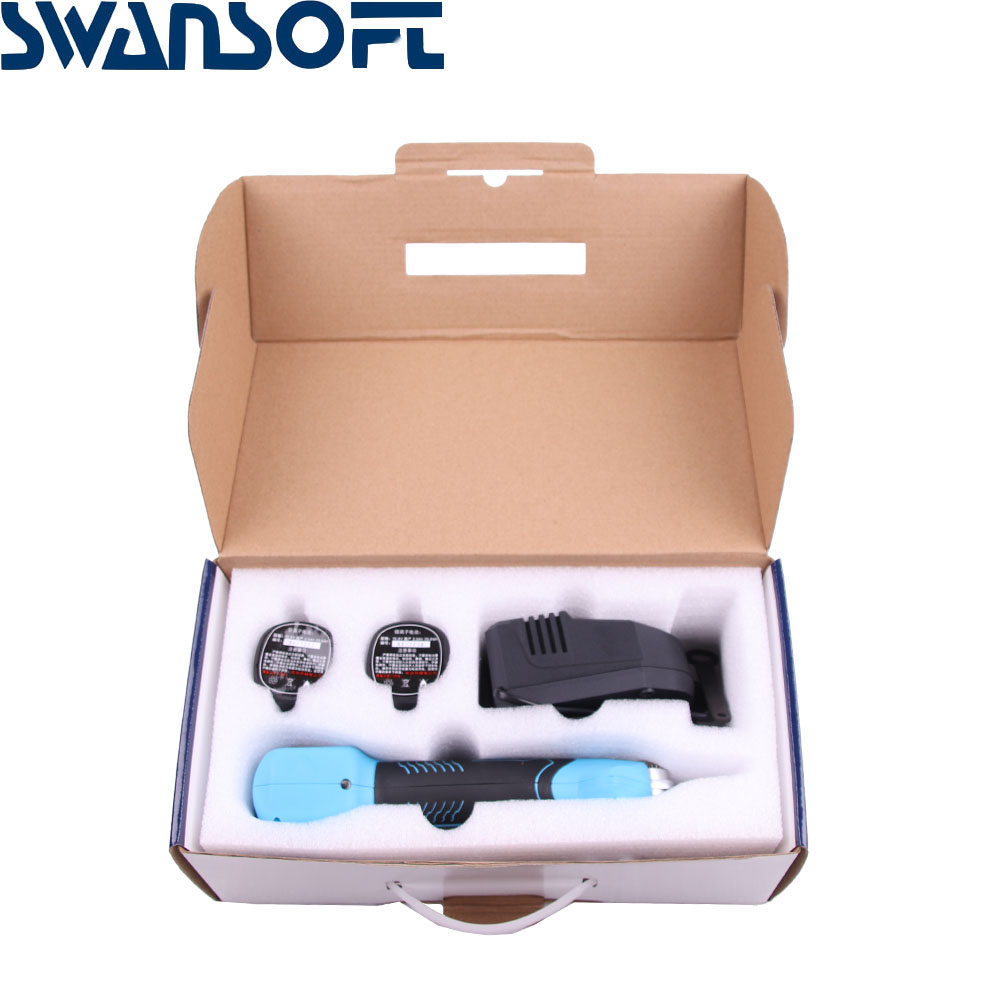 Tools : SWANSOFT 16 8V Cordless Rechargeable Electric Pruning Scissors Pruning Shears Garden Pruner