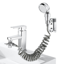 Extension Shampoo Faucet Filter Hose Shower Kit Head Kitchen Bathroom Accessories for Household Bathroom Ornaments