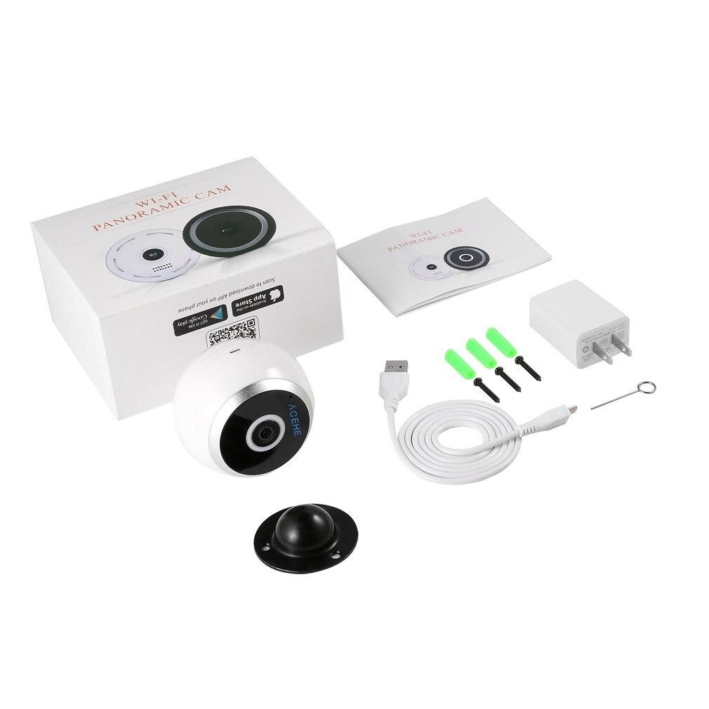 ACEHE 960P Panorama WIFI HD Night Vision Mini Wireless Security Camera Panoramic Video Recorder Monitoring Surveillance Camera|Borescopes| |  - title=