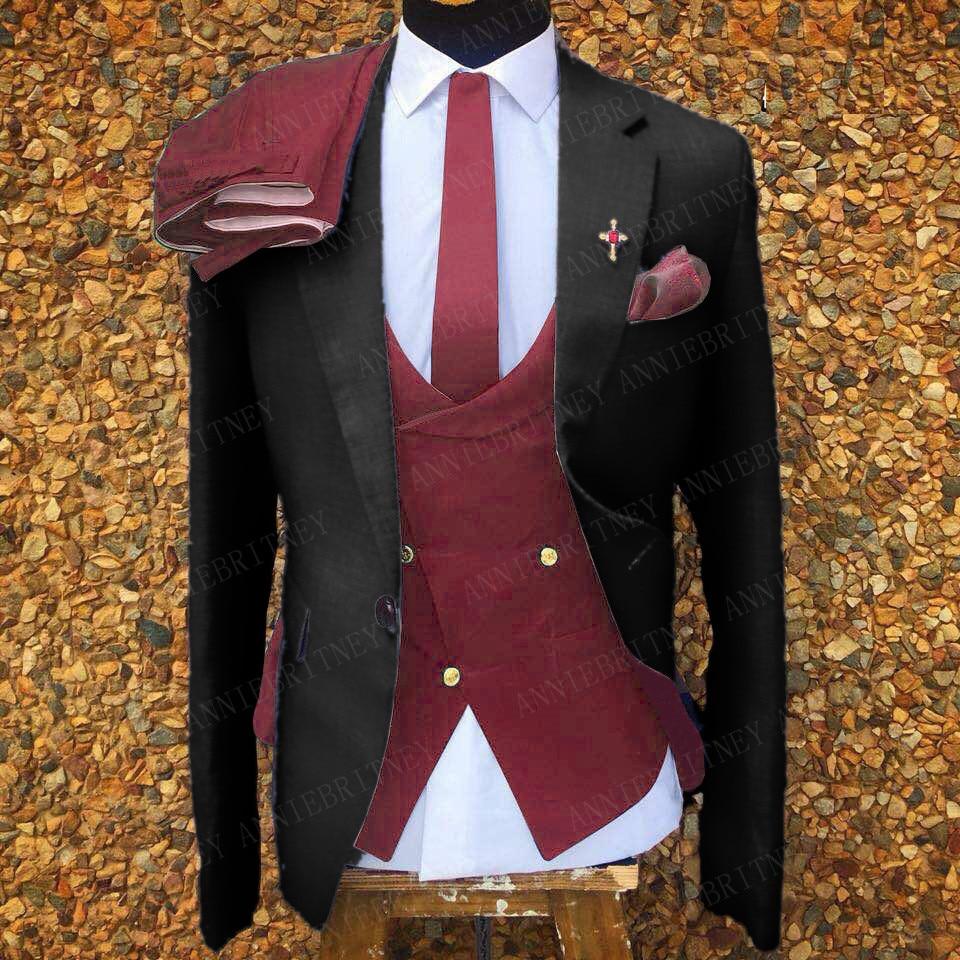 celebration : 2020 Mint Green 2 Pcs Mens Tuxedo Groom Suits Men for Wedding Boy Suits Best Man Blazer Jacket Pants Prom Party Terno Masculino