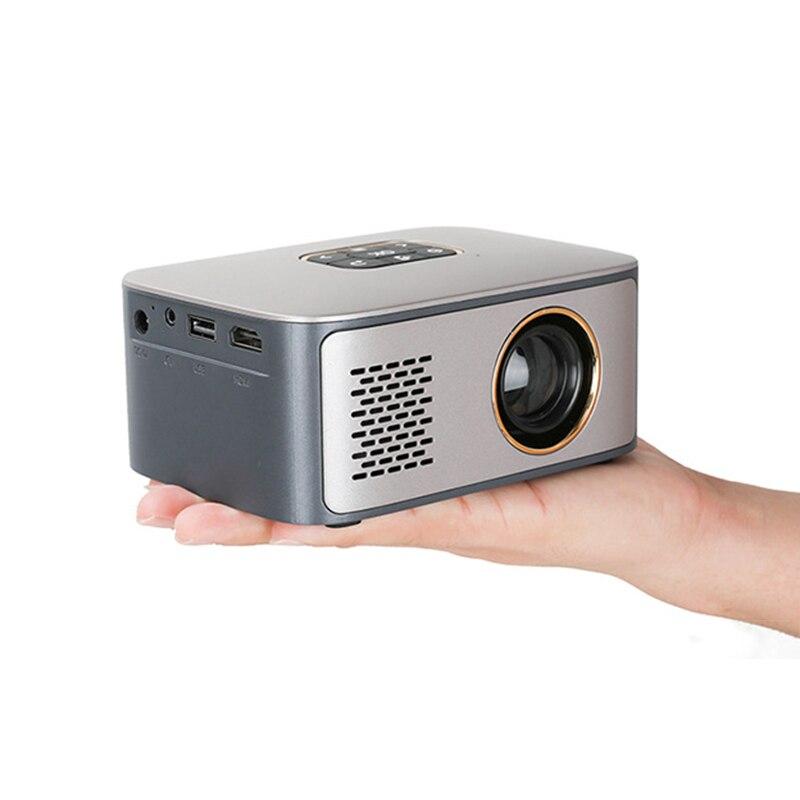 LED Mini Projector Multimedia HD 1080P Video Movie Home Theater Cinema LHB99