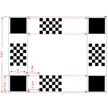 Car-Camera-System Car-Bird 360-Degree Calibration-Cloth Eye-Around-View AHD 4 for 3D