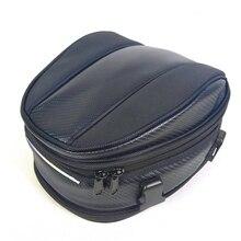 Luggage-Bags Helmet Motorbike-Saddle-Bags Motorcycle Tail Waterproof Fit Box