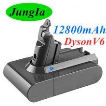 2020 Dyson V6 12800mAh 21.6V Bateria Li-ion para DC58 12.8Ah DC59 DC61 DC62 DC74 SV09 SV07 SV03 965874-02 Bateria Aspirador de pó