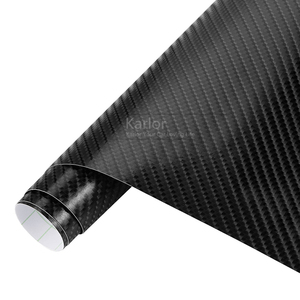 Image 3 - 152cm*10/30/50cm 4D Carbon Fiber Vinyl Film Car Stickers Waterproof DIY Motorcycle Car Styling Wrap Auto Wrapping Vinyl Foil