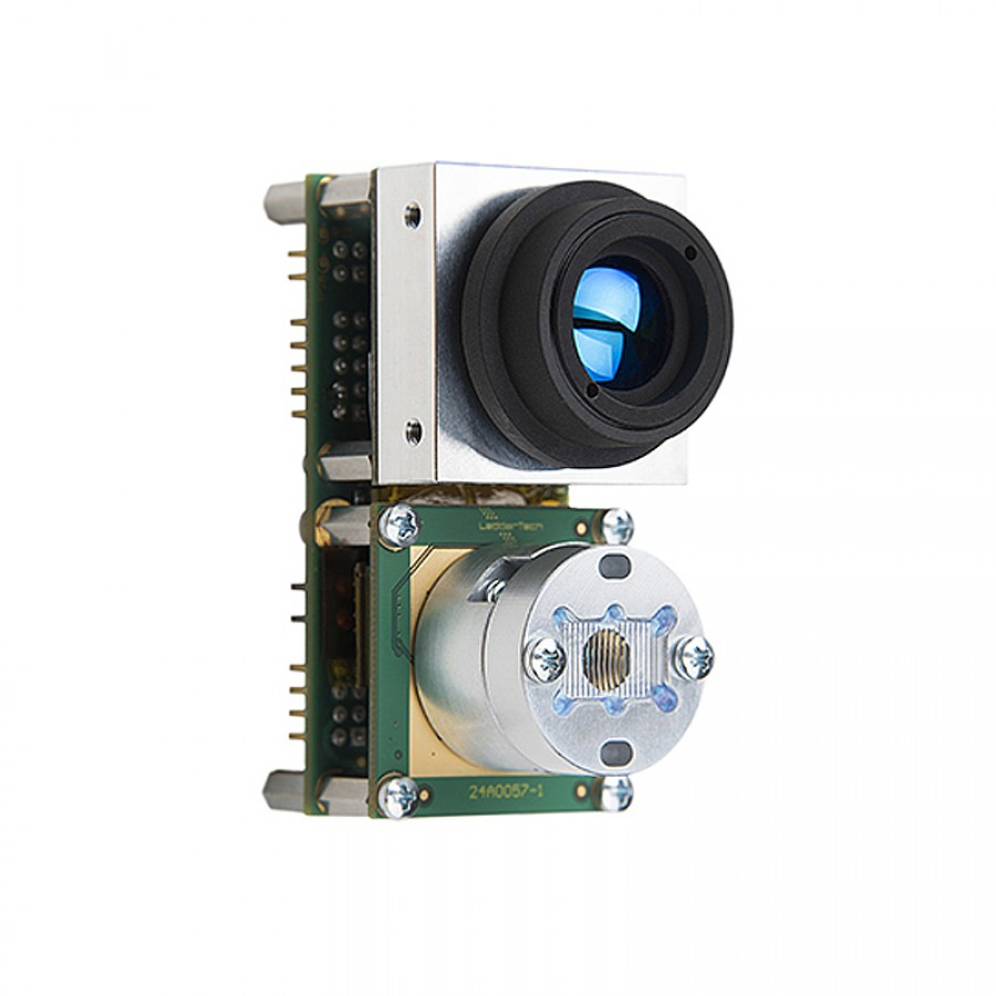 Free Shipping For Leddar Vu 8 Channel 100/3 Solid State Laser Unmanned Aerial Vehicle Ranging Sensor