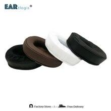 استبدال بطانة للأذن ل Audio Technica ATH MSR7 SE M 20 30 40 40X 50X SX1 سماعة أجزاء ستارة جلدية المخملية سماعات الأذن