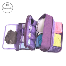 New Portable Women Bra Bag Large Capacity Waterproof Travel