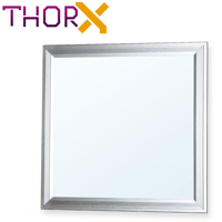 ThorX 30x30 cm Ultraslim LED Panel 10 W, 800 Lm ceiling light with mounting clips and EMV2016 cool/warm/neutral white