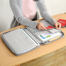 Multifunction Document Storage Bag High Capacity Weekend Portable Tourism Organizer Pouch I