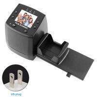 EC717 2.4inch Photography Quick Slide Movie LCD Display Converter JPEG Negative Films Editing Film Scanner High Resolution Tool