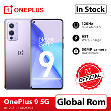 Global rom oneplus 9 5g snapdragon 888 8gb 128gb smartphone 6.5 fluid fluid 120hz display amoled fluido warp 65t oneplus loja oficial; code: 1PLUS($20-12:For Brazail new buyer), br21tech($50-7)