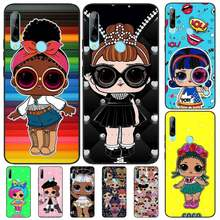 ByLoving Lol Dolls TPU Soft Silicone Phone Case Cover For Huawei Enjoy 7S 8 7 7PLUS 8PLUS 8E 9 9E 9PLUS 10PLUS(China)