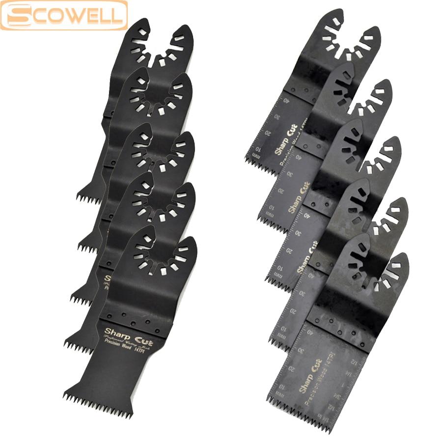 50% DI SCONTO Lame da taglio oscillanti per utensili multiuso oscillanti a denti giapponesi SK5 Precisione in acciaio per utensili elettrici multimaster