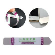 Flexible Titanium Steel Thin Blade Phone Opening Pry Tool for iPhone iPad Opener