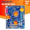 GIGABYTE GA-H61M-S2PH placa base de escritorio H61 Socket LGA 1155 i3 i5 i7 DDR3 16G uATX UEFI BIOS Original H61M-S2PH placa base usada