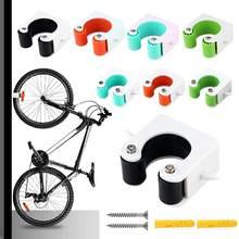 Fahrrad Wand Halterung Haken Fahrrad Park Rack Rennrad Schnalle Stehen Halter