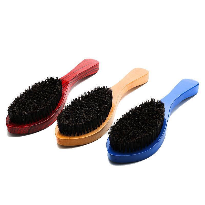 7 cores natural javali cerda barba escova
