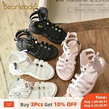 Bear Leader Girls Shoes New Summer Children Fashion Sandals