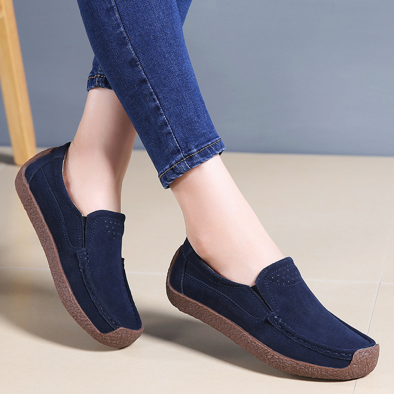 Valstone женские лоферы, на каждый день, качественная обувь без шнуровки; Модные женские туфли на плоской подошве 2020 новые женские удобные мягки...