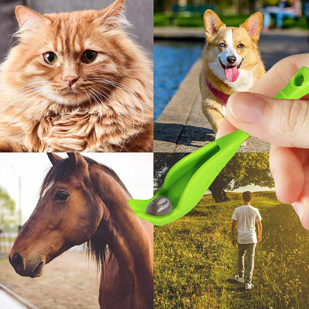 2 חתיכות חדש 2 גודל לבדוק remover כלי אדם/כלב/חיות מחמד/סוס/חתול שימושי פשפשים וו מגרד מכשיר קרדית חולץ #20