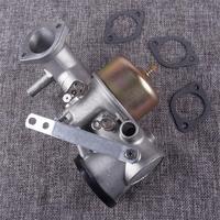 LETAOSK Silber Vergaser Carb Kit Fit für Briggs Und Stratton 491031 490499 491026 & 281707 12HP Motor-in Erde-Schnecken aus Werkzeug bei