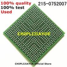 (1-10 peça) 100% teste de produto muito bom 215-0752007 215 0752007 chips IC Chipset BGA Em Estoque