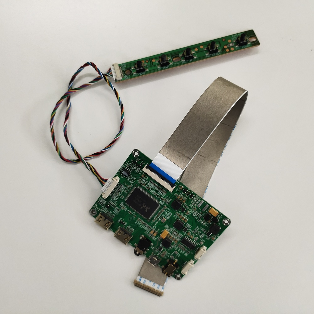 Kit For N173HHE-G32 1920X1080 Controller Board Mini Micro 2 HDMI-compatible Monitor EDP LCD Display Panel LED 17.3