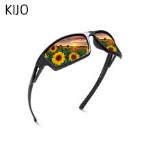 Unisex Night Vision 100% UV400 Polarised Driving Sun Glasses For Men Polarized S