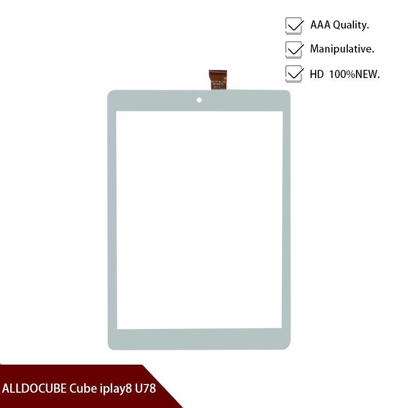 Новый сенсорный экран для 8 дюймов ALLDOCUBE iPlay8 U78 планшет Сенсорная панель дигитайзер стекло сенсор Замена Бесплатная доставка