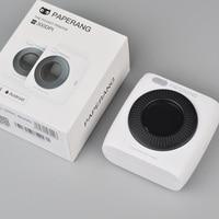 Pocket Portable Bluetooth Printer Photo Picture HD Thermal Label Printer With 1000mAh Battery 300DPI P2 PAPERANG Photo Printer
