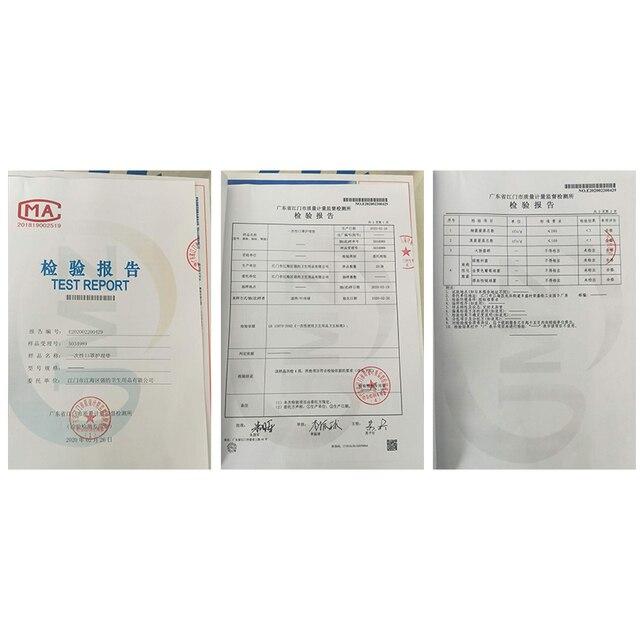 [Mask Gasket]50pcs 3 Ply Disposable Masks Gasket For Face Mouth Dust For Flu Facial Filter Guard Mask Pad for N95 ffp3 ffp2 Kf94 5