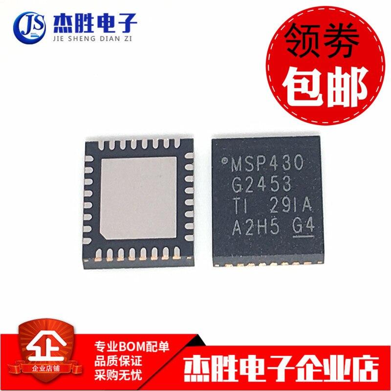 MSP430 G2453 MSP430G2453IRHB32R QFN32