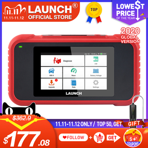 Image 1 - LAUNCH OBD2 Scanner CRP129E Car Diagnostic Tool for Eng ABS SRS TCM Code Reader Oil/EPB/TPMS/SAS/Throttle Reset Free Update