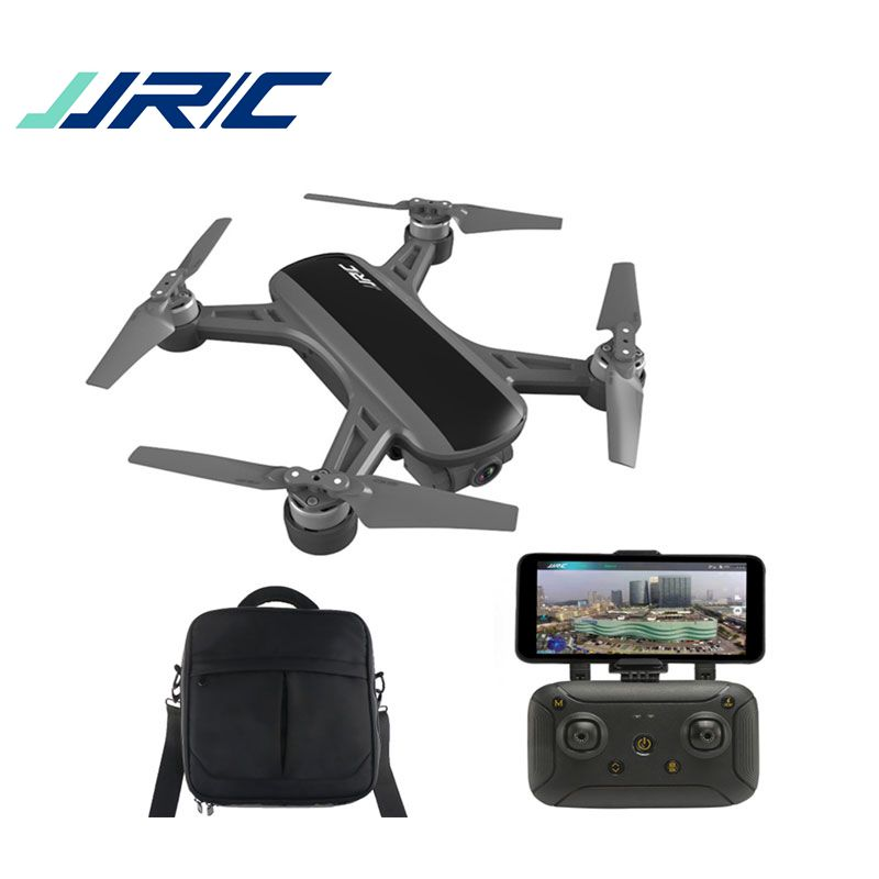 In Stock JJRC X9P Heron GPS 5G WiFi FPV With 4K HD Camera Optical Flow Positioning RC Drone Quadcopter RTF image