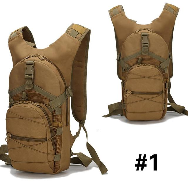 Durable Hunting Military Accessorie Backpack Military Backpack Cycling Bag Field Survival Outdoors 15L 3
